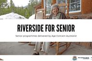 Image for event: Riverside for Elderly