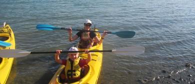 Waikaraka Kayak Day March