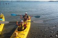 Image for event: Waikaraka Kayak Day March