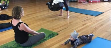 Mums & Bubs Yoga