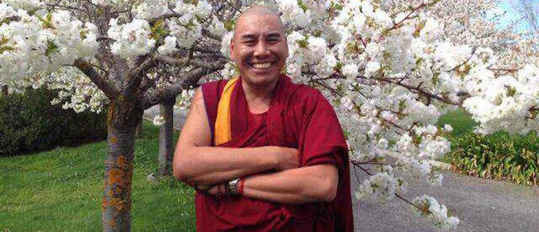 Tibetan Monk Geshe Tharchin - Is Buddhism a Religion?
