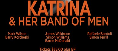 Katrina and Her Band of Men