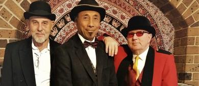 Isaiah B Brunt Trio - Voodoo Blues Tour