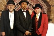 Image for event: Isaiah B Brunt Trio - Voodoo Blues Tour
