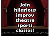 Image for event: Improv Theatresports - Fun Jam Sessions