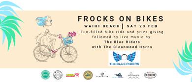 Frocks On Bikes Waihi Beach