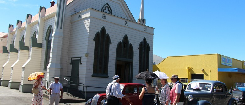 Divine Deco Church Service for Art Deco Weekend