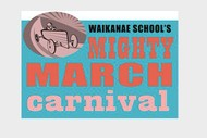 Waikanae School's Mighty March Carnival