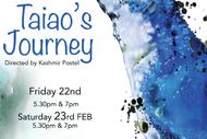Image for event: Taiao's Journey