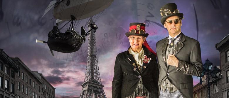 FutuREtrospective A Steampunk Adventure with Jules Vern: CANCELLED