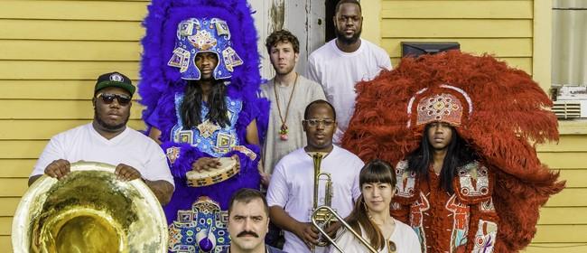 Titirangi Festival of Music: Cha Wa -Direct from New Orleans