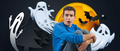 James Mustapic and the Haunted Projector