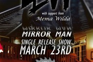 Image for event: Levi - Mirror Man Single Release Show