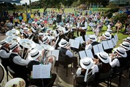 Image for event: Brass In the Park