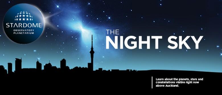 The Summer Night Sky