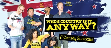 Whose Country Is It Anyway?