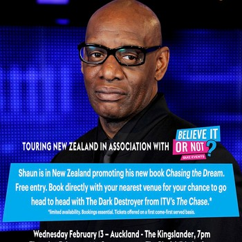 Valentine's Day with Shaun Wallace