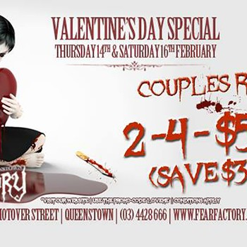 Fear Factory: Valentine's Speical