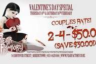 Image for event: Fear Factory: Valentine's Speical