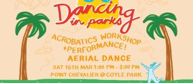 Aerial Dance - Dancing In Parks