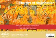 Image for event: The Art of Imagination