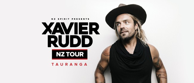 Xavier Rudd : SOLD OUT