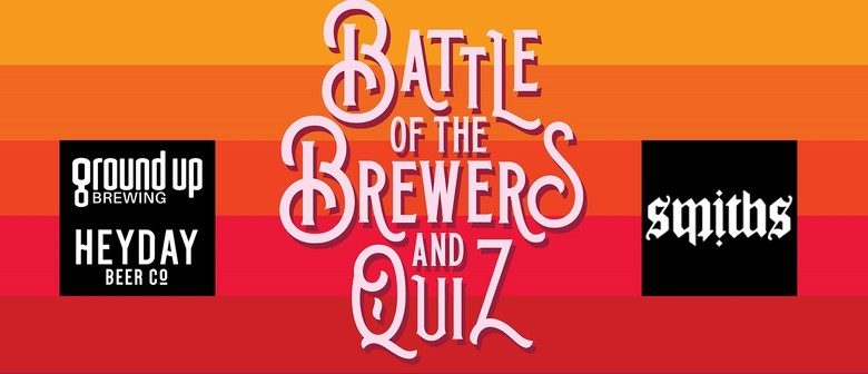 Battle Of The Brewers Pub Quiz