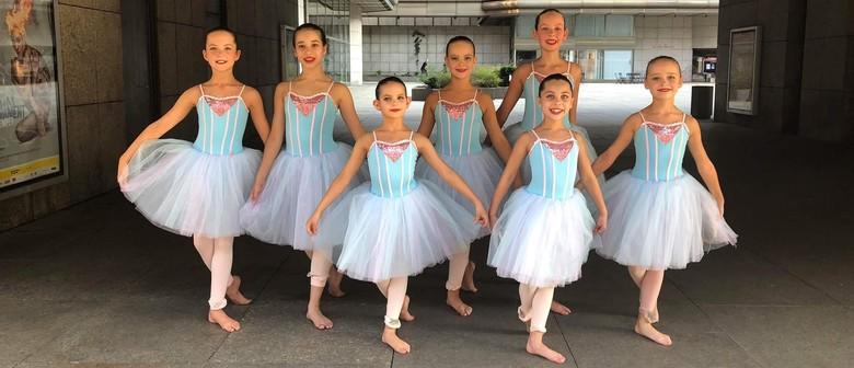Canterbury Ballet Trial Week