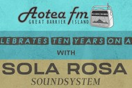 Image for event: AoteaFM Presents - Sola Rosa