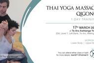 Image for event: Thai Yoga Massage/Qigong 1 Day Training
