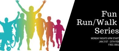 Fun Run/Walk Series