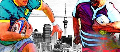 Waitakere vs Los Tilos - Auckland Inter Rugby Festival