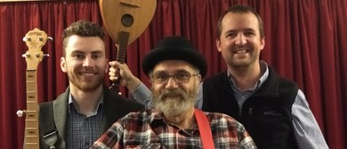 Port Hillbillies Play Balcairn Hall - Bluegrass Music