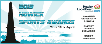 Howick Local Board Sports Awards