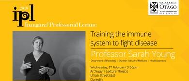 Inaugural Professorial Lecture – Professor Sarah Young