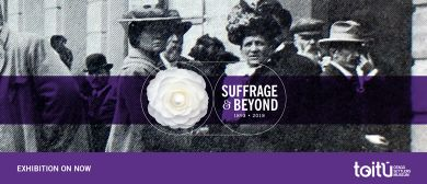 Suffrage & Beyond
