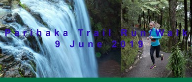 Parihaka Trail Run/Walk
