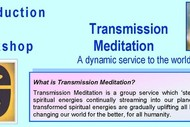 Image for event: Transmission Meditation - A Meditation for the New Age