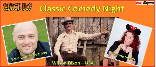 Classic Comedy Night