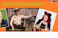 Image for event: Classic Comedy Night