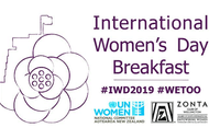 International Women's Day Breakfast Hawkes Bay