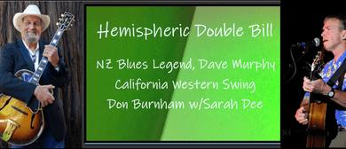 Don Burnham, Dave Murphy and Sarah Dee (The 3D's)
