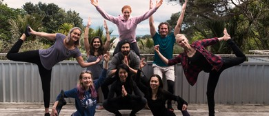 200 Hour Hatha Vinyasa Yoga Teacher Training in Piha