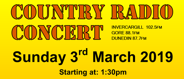 Country Radio Concert 2019