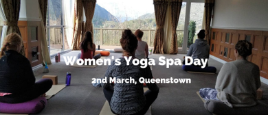 Women&#039;s Yoga <em>Day</em> Spa