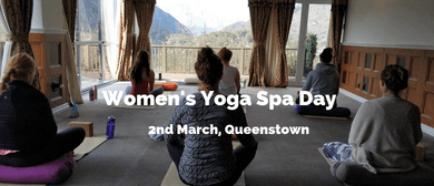 Women's Yoga Day Spa