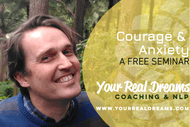 Image for event: Seminar - Courage & Anxiety
