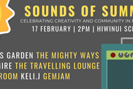 Image for event: Sounds of Summer 2019: Hiwinui School