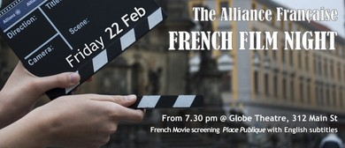 French Film Night - Place Publique