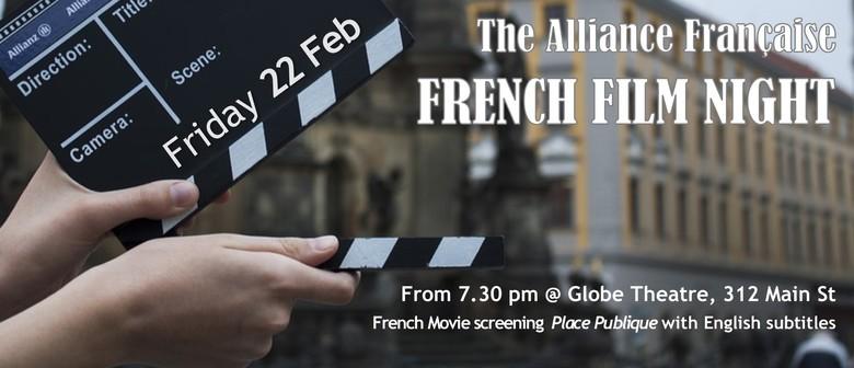 French Film Night - Place Publique